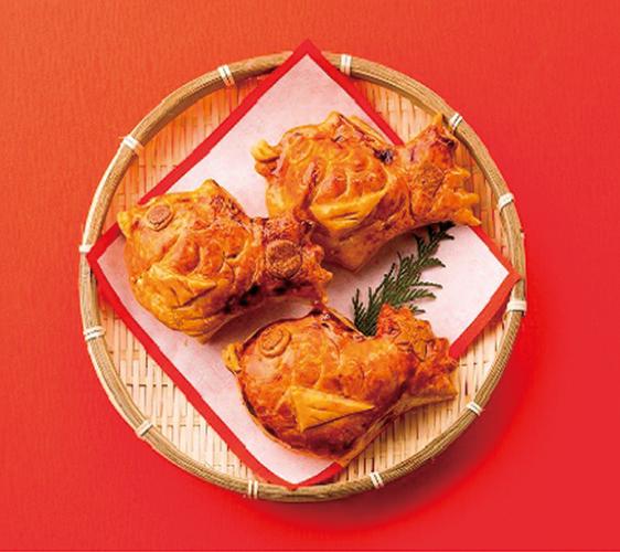 なにわ鯛焼きパイ-鯛魚燒