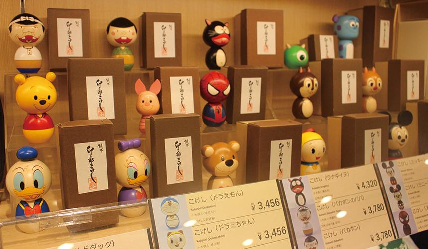 卡通人物也變日本人了XD