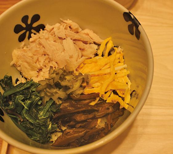 奄美大島雞飯風湯汁茶泡飯/720日圓