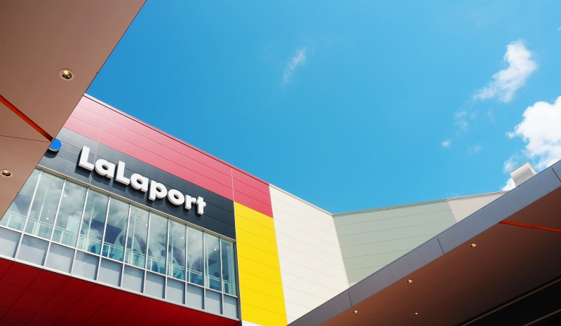 Mitsui Shopping Park LaLaport購物商場