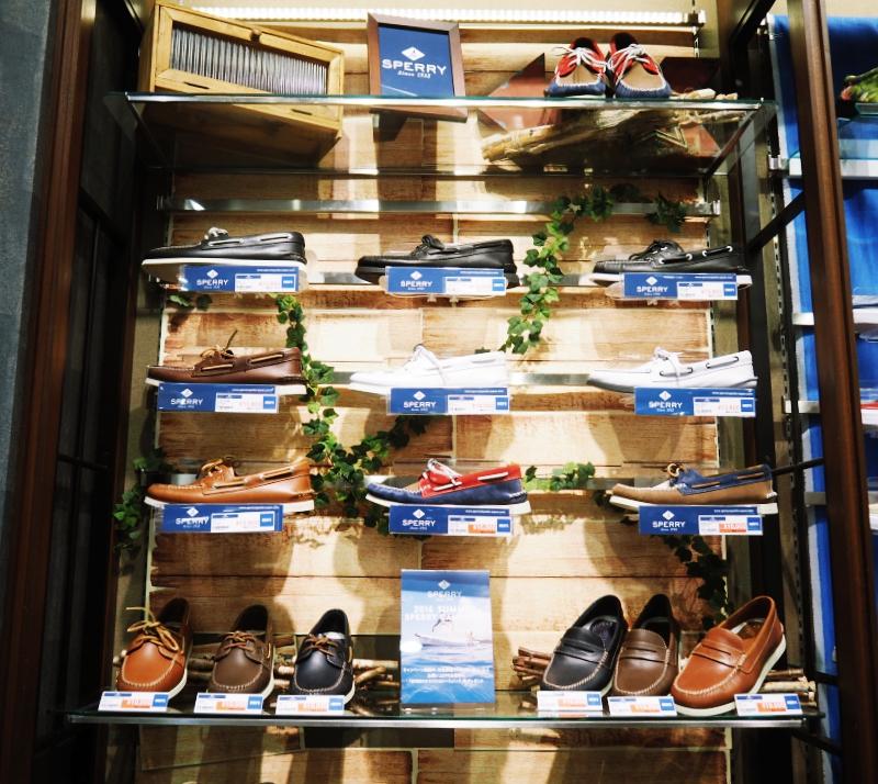 【SPERRY】帆船鞋