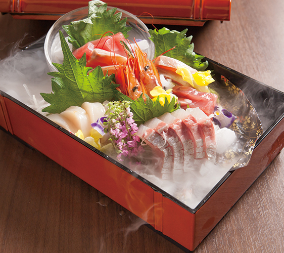海鮮玉手箱