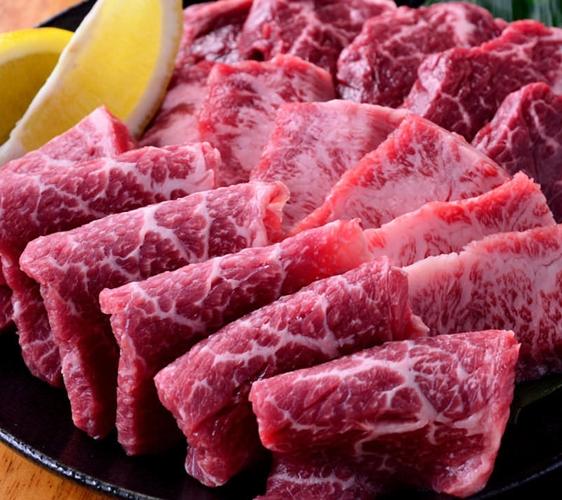 燒肉力丸梅田初天神店的肉類