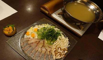 大阪心齋橋蟹しぐれ別館葉隠的絕品海鮮海膽涮涮鍋