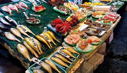 鶴橋早市傳統菜市場