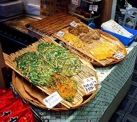 鶴橋チチミ煎餅