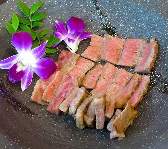 肉星的松阪牛肉串