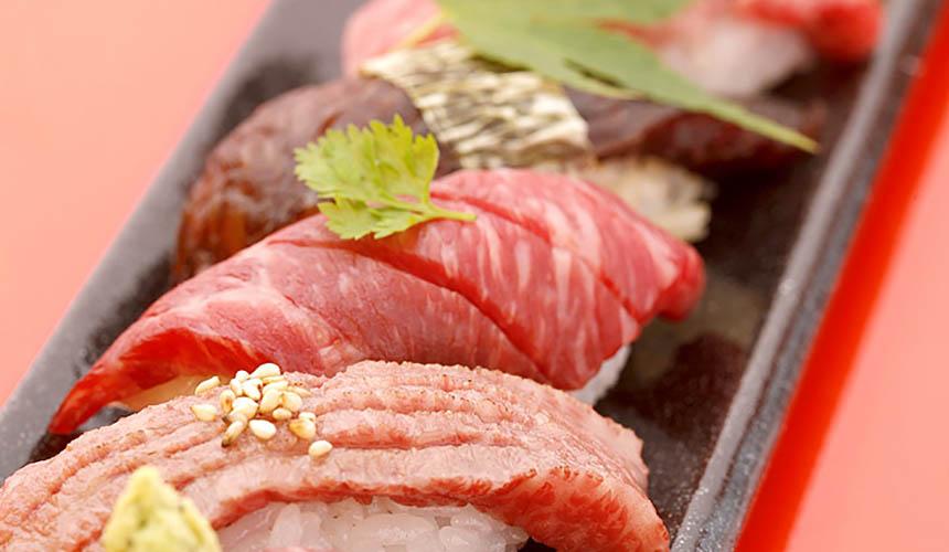 肉星的松阪牛肉肉質鮮甜