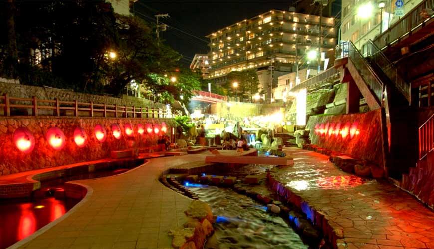 日本有馬溫泉