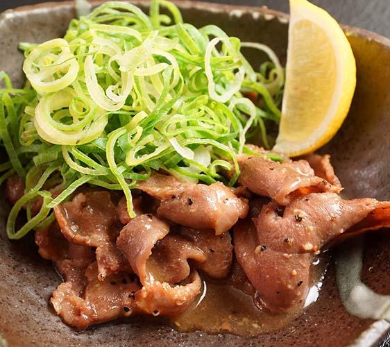 大阪難波一八屋的檸檬嫩豬