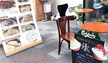 倉敷商店街Cafe Bar MaHaLo