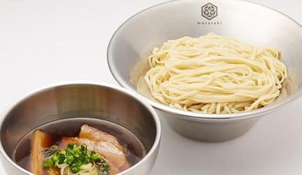 京都沾麵的先驅「京都千丸 しゃかりき murasaki 」的清湯沾麵