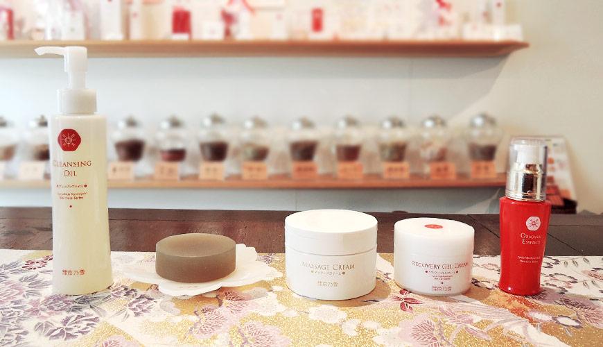 京都天然漢方植物美妝品牌京乃雪