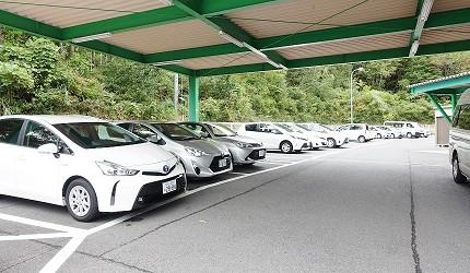 日本山陽山陰岡山自駕租車推薦「TOYOTA Rent a Car」的各種車款