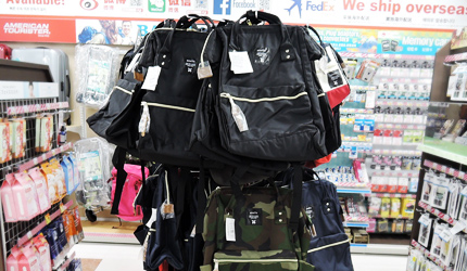 愛電王也有賣超紅背包anello系列產品