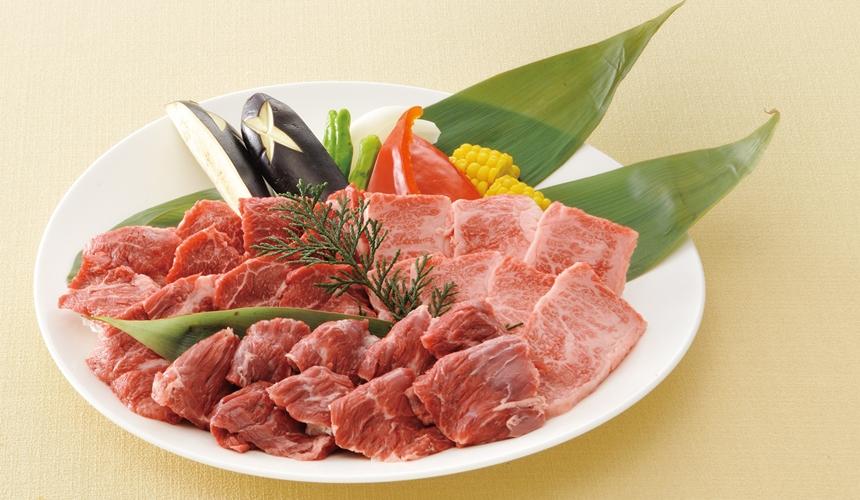 大阪心齋橋的黑BEKO屋的高級牛肉吃到飽