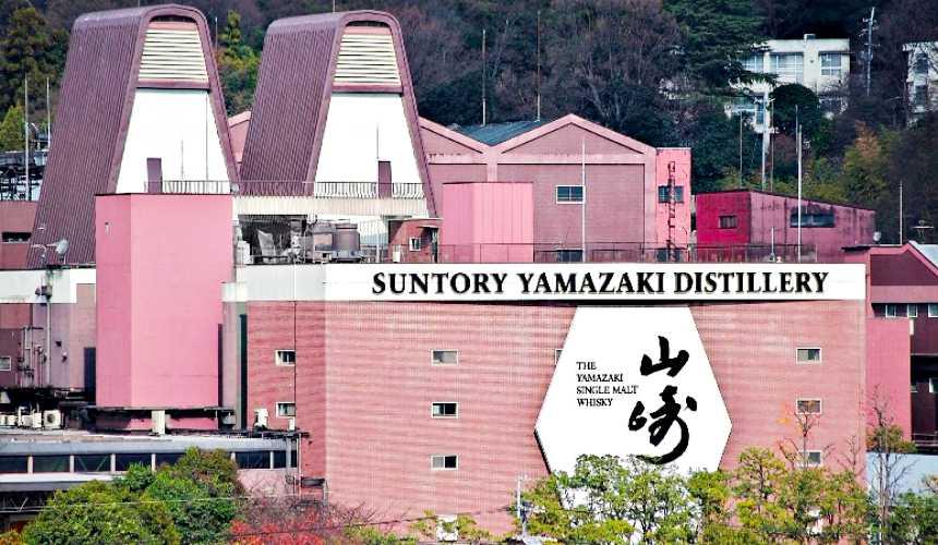 日本威士忌的故鄉「山崎蒸餾所」