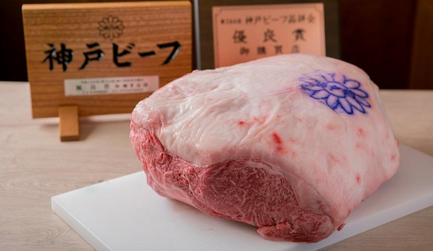 日本神戶牛黑毛和牛A5等級