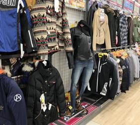 大阪機車部品店「Bike World」的女性防摔衣
