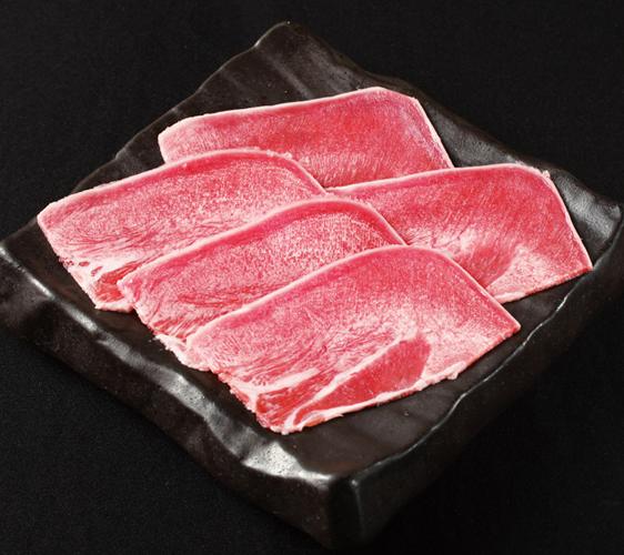 京都河原町燒肉店「あぶりや」的鹽烤豬舌(塩タン)