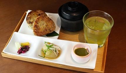 Willer Express「京都餐廳巴士」伊右衛門沙龍元氣早餐