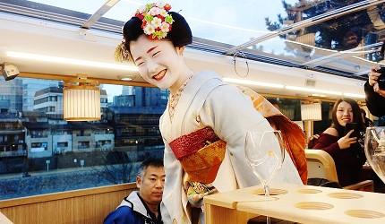 Willer Express「京都餐廳巴士」京都名酒微醺之夜