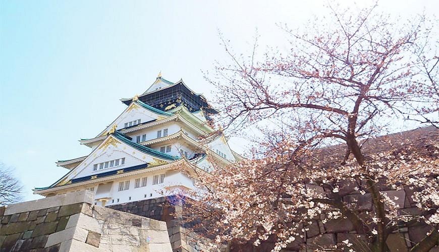 【日本旅遊穿衣指南】春天3月、4月、5月關西地區天氣與穿搭示範