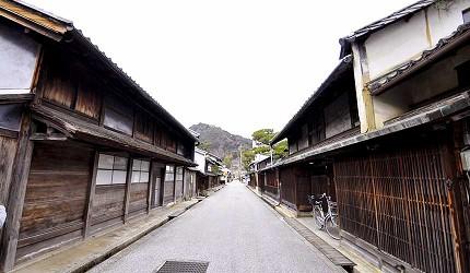 近江商人的故鄉「新町通り」