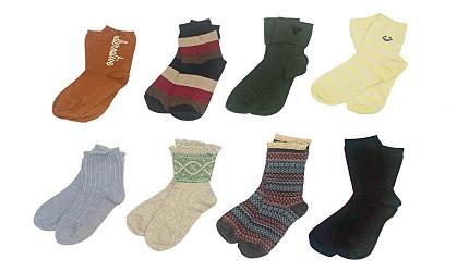 長襪褲襪示意圖