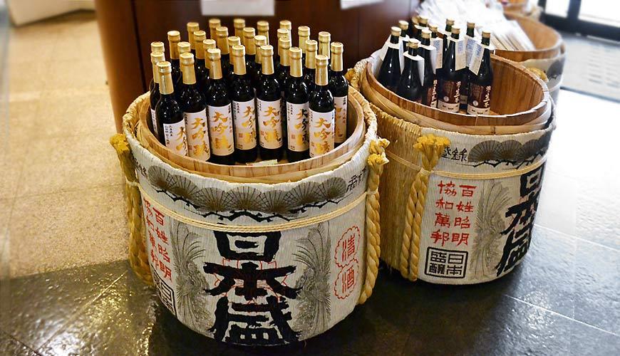 日本盛酒藏通煉瓦館