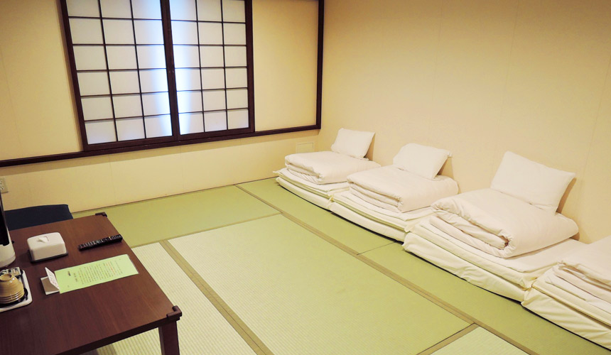 日本自由行大阪⇌九州交通推薦!「名門大洋渡輪」的一等艙和式臥鋪