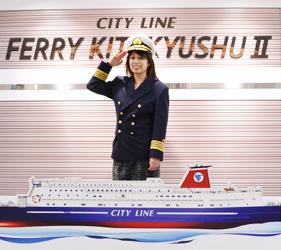 大阪⇌九州交通推薦:「名門大洋渡輪」船內打卡拍照紀念