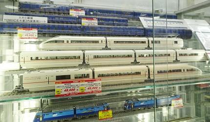 大阪秋葉原藥妝家電3C用品齊全「JOSHIN上新電機」的「SUPER KIDS LAND本店」鐵道模型