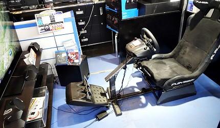 大阪秋葉原藥妝家電3C用品齊全「JOSHIN上新電機」的「DISC・PIER館」電玩配件