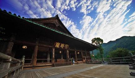 奈良長谷寺本堂