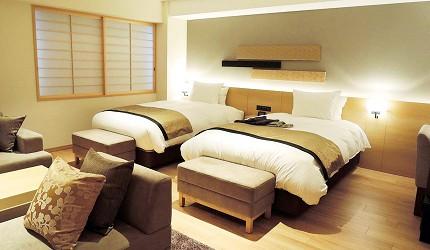 Hotel Intergate 京都四条新町房型