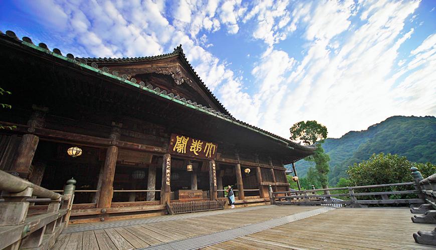 櫻井市長谷寺本堂