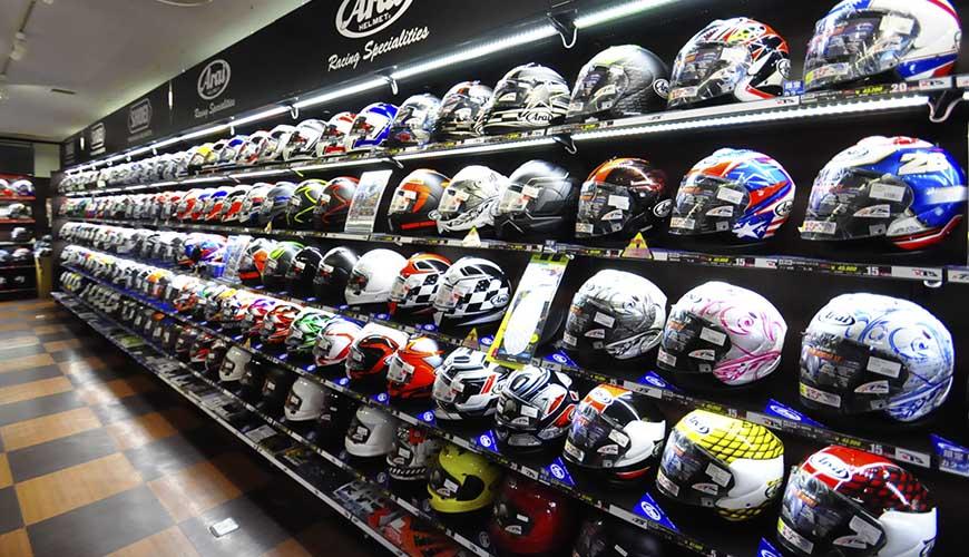 買安全帽就來這!西日本最專業的機車配件「RICOLAND CuBe 京都店」