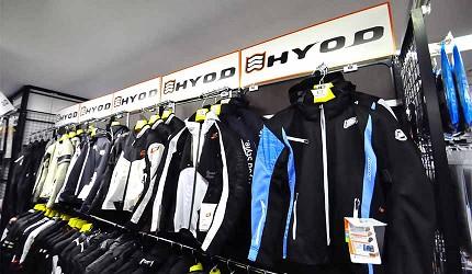 買安全帽就來這!西日本機車配件「RICOLAND CuBe 京都店」人氣品牌 HYOD商品