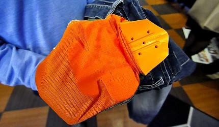 買安全帽就來這!西日本機車配件「RICOLAND CuBe 京都店」各種內襯可拆卸式護具