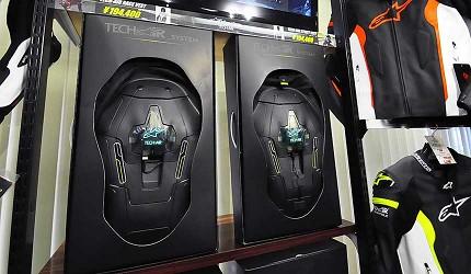 買安全帽就來這!西日本機車配件「RICOLAND CuBe 京都店」高科技穿戴式安全氣囊