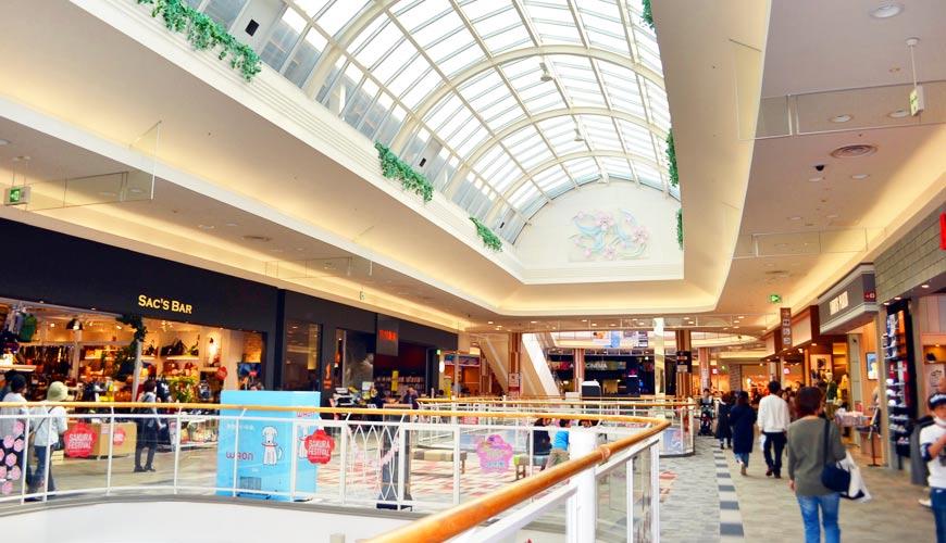 大阪關西機場附近!超好買的超大型購物中心「AEON MALL永旺夢樂城臨空泉南」