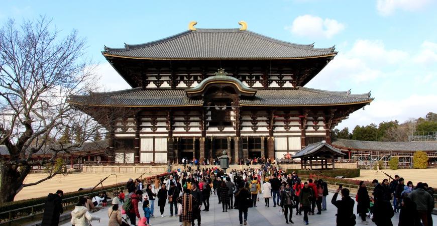奈良古都玩什麼?蒐集「日本第一OO」的旅遊新提案! 39