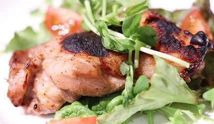 道頓堀居酒屋美食酒吧「大阪牙買加」的牙買加Jerk Chicken(ジャマイカジャークチキン)