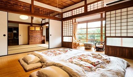 日本合法民宿預約平台STAY JAPAN提供傳統日式民宿古民家