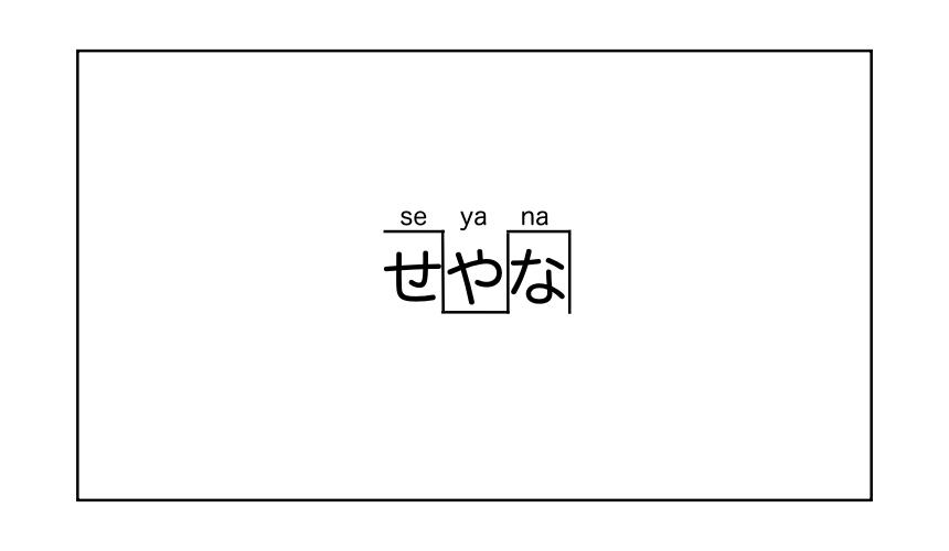「樂吃購!日本」日語學習大阪腔關西腔教學「せやな」發音示意圖