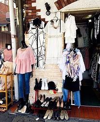 鶴橋流行服飾店逛街購物