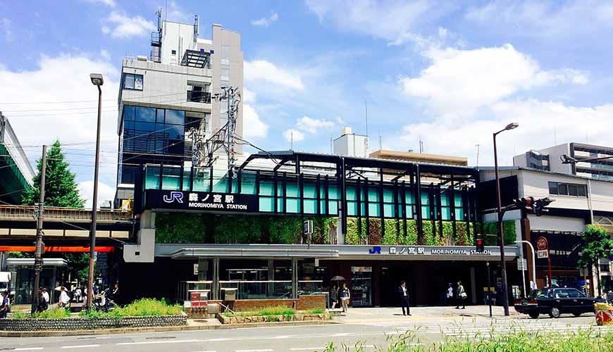 大阪城周边──森之宫歷史文艺暨休闲美食巡礼-乐吃购日本