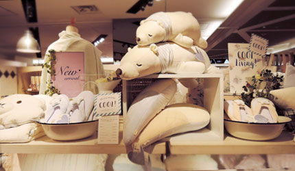 Cocoonist挑選舒適的居家用品飾品