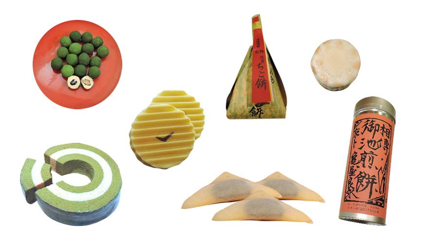 The CUBE的京都特產、和風雜貨